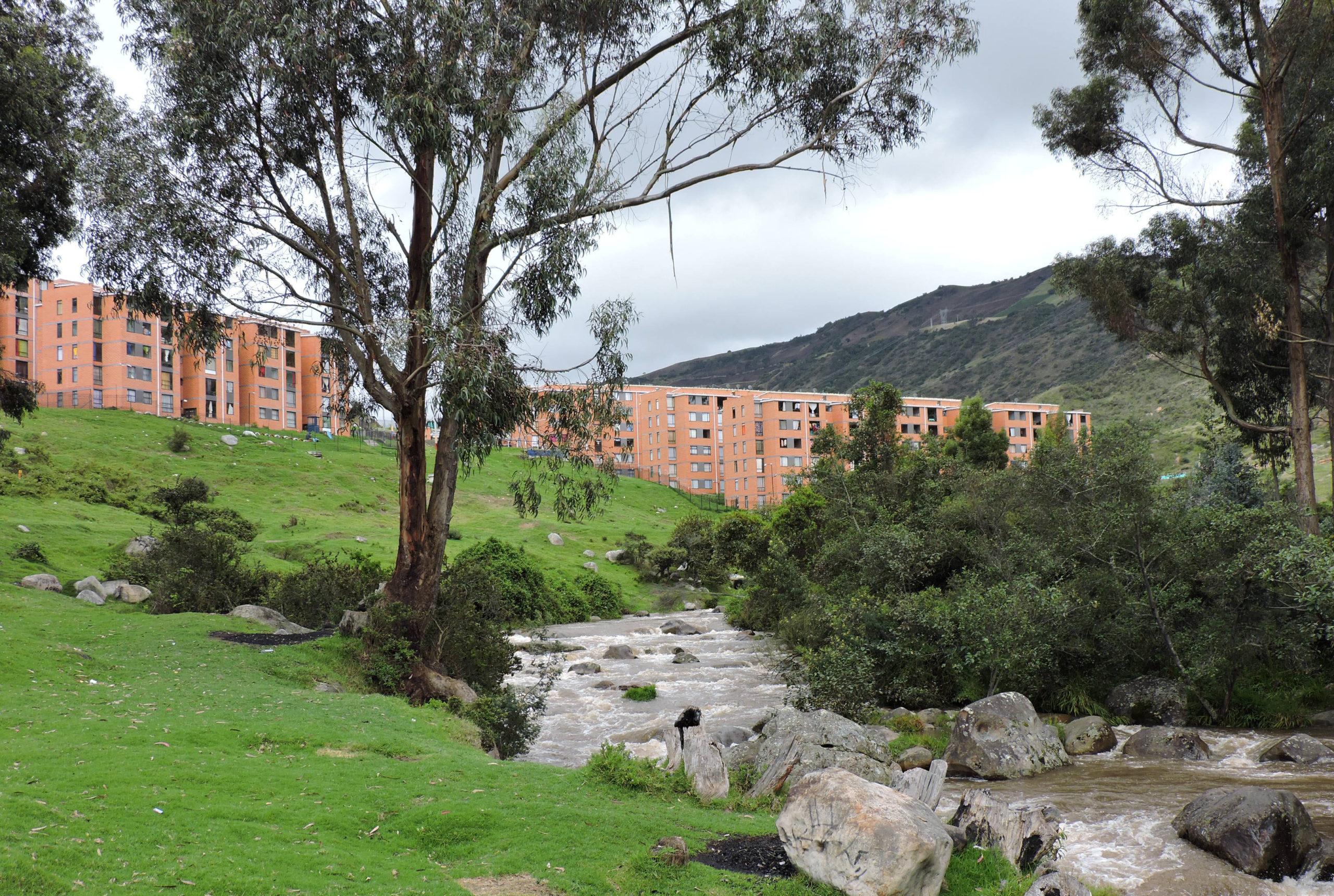 Urbanización cuenca río Tunjuelo. Foto: El de La Ruana